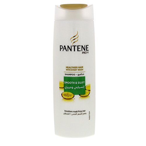 Pantene Smooth Silky Shampoo 400ml
