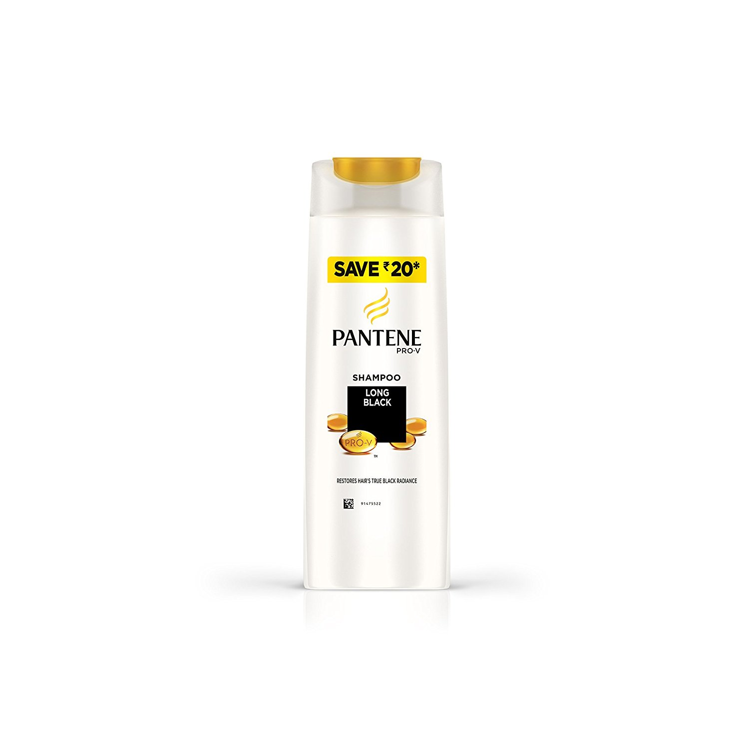 Pantene Long Black 200ml