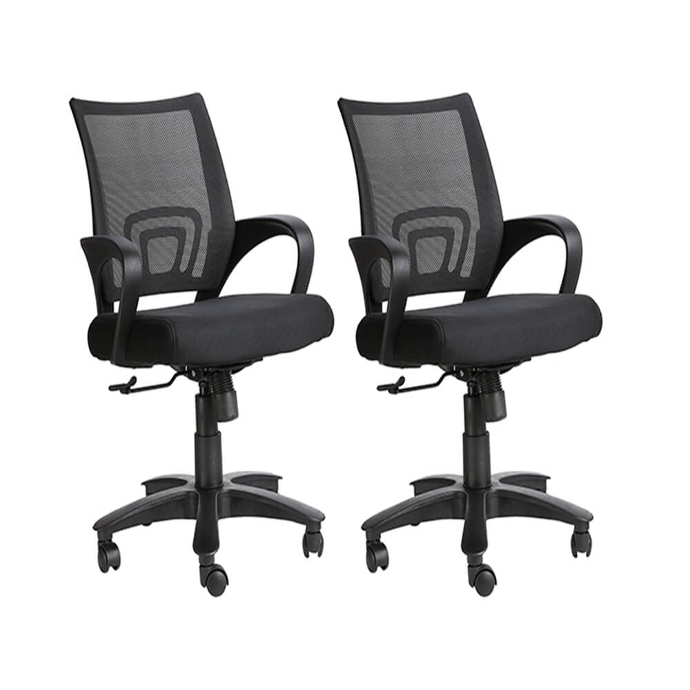 VJ Interior Sencillo Task Chair Buy Two at Price of One VJ-407C