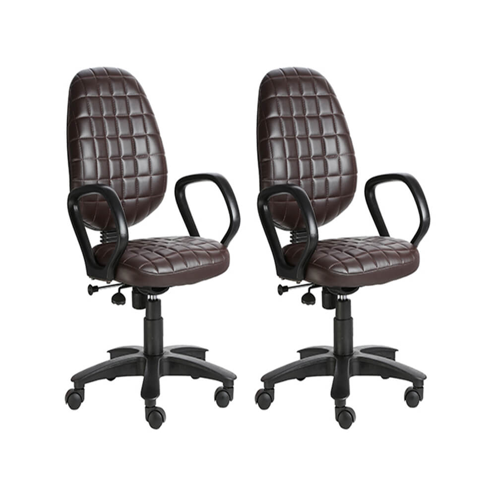 VJ Interior Moreno Task Chair Buy Two at Price of One VJ-410C