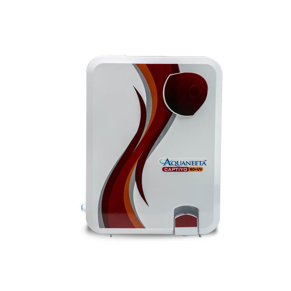 Captiyo RO + UV Water Purifier