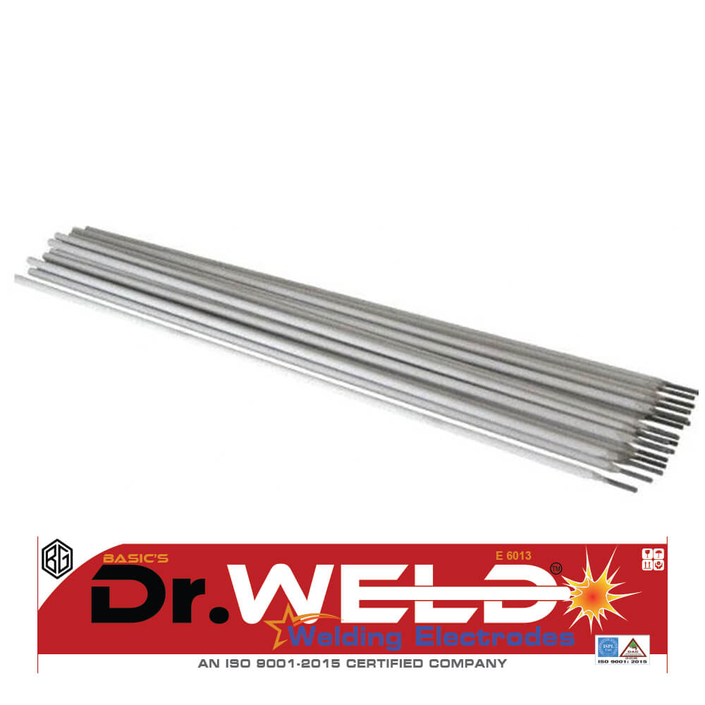 Dr. Weld Welding Rod-2.5 mm(1 Case-8 Boxes)