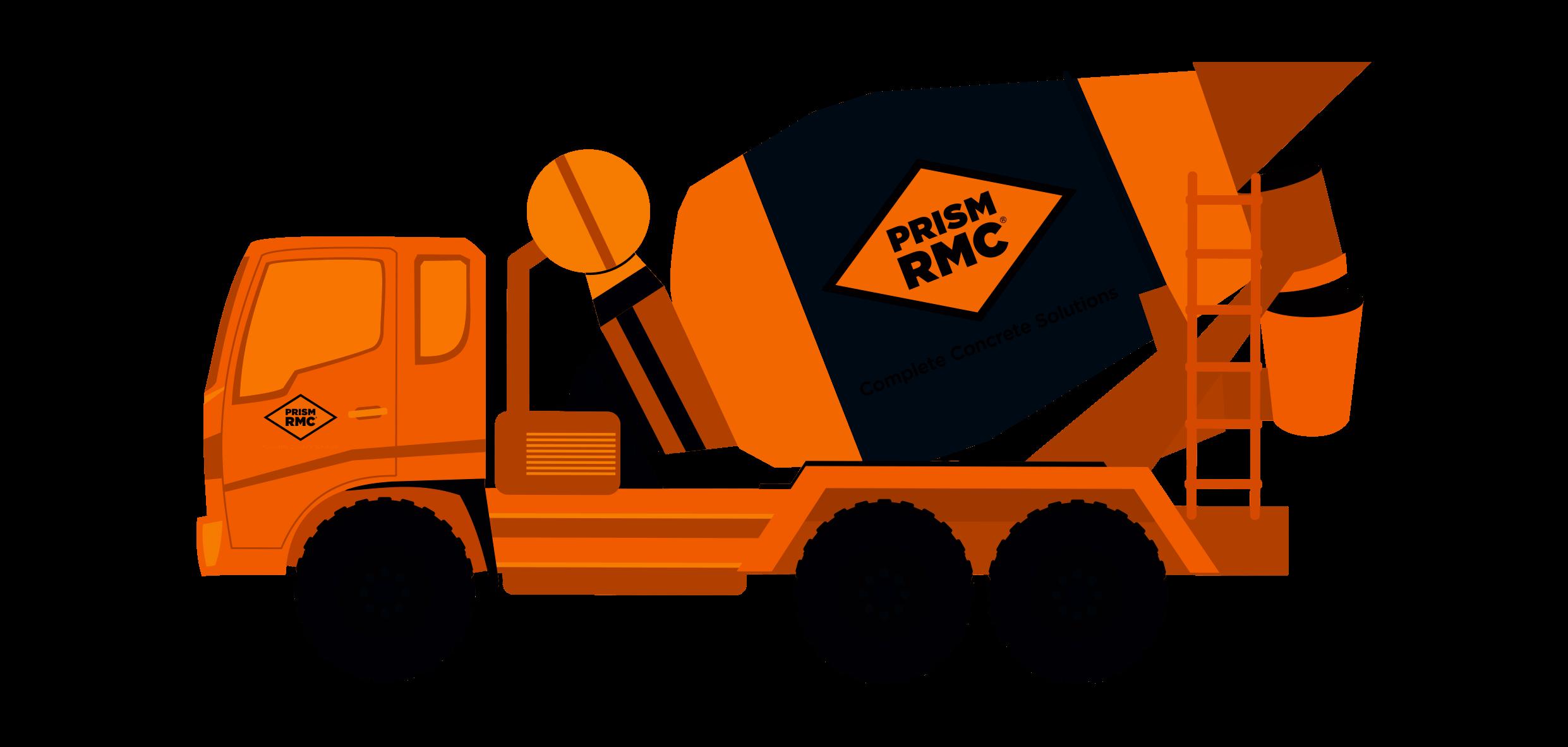 RMC Ready Mix Concrete M30 Grade(Per Cubic Meter)
