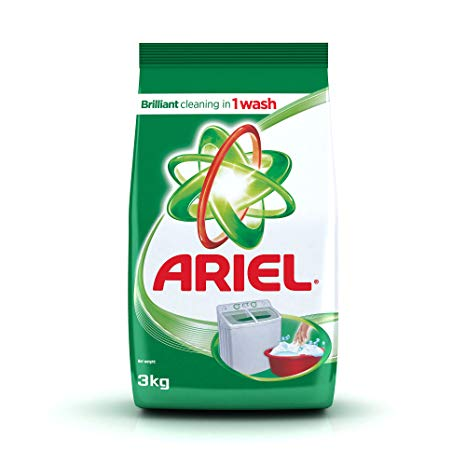 Ariel Complete Matic Detergent Powder- 2+1 Kg Pack