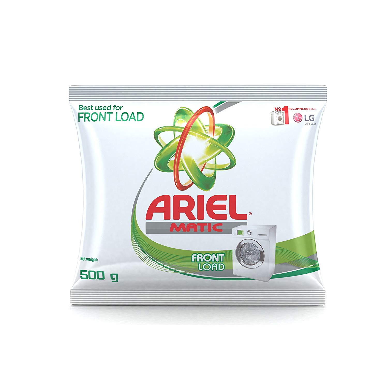 Ariel Matic Front Load 500g Detergent