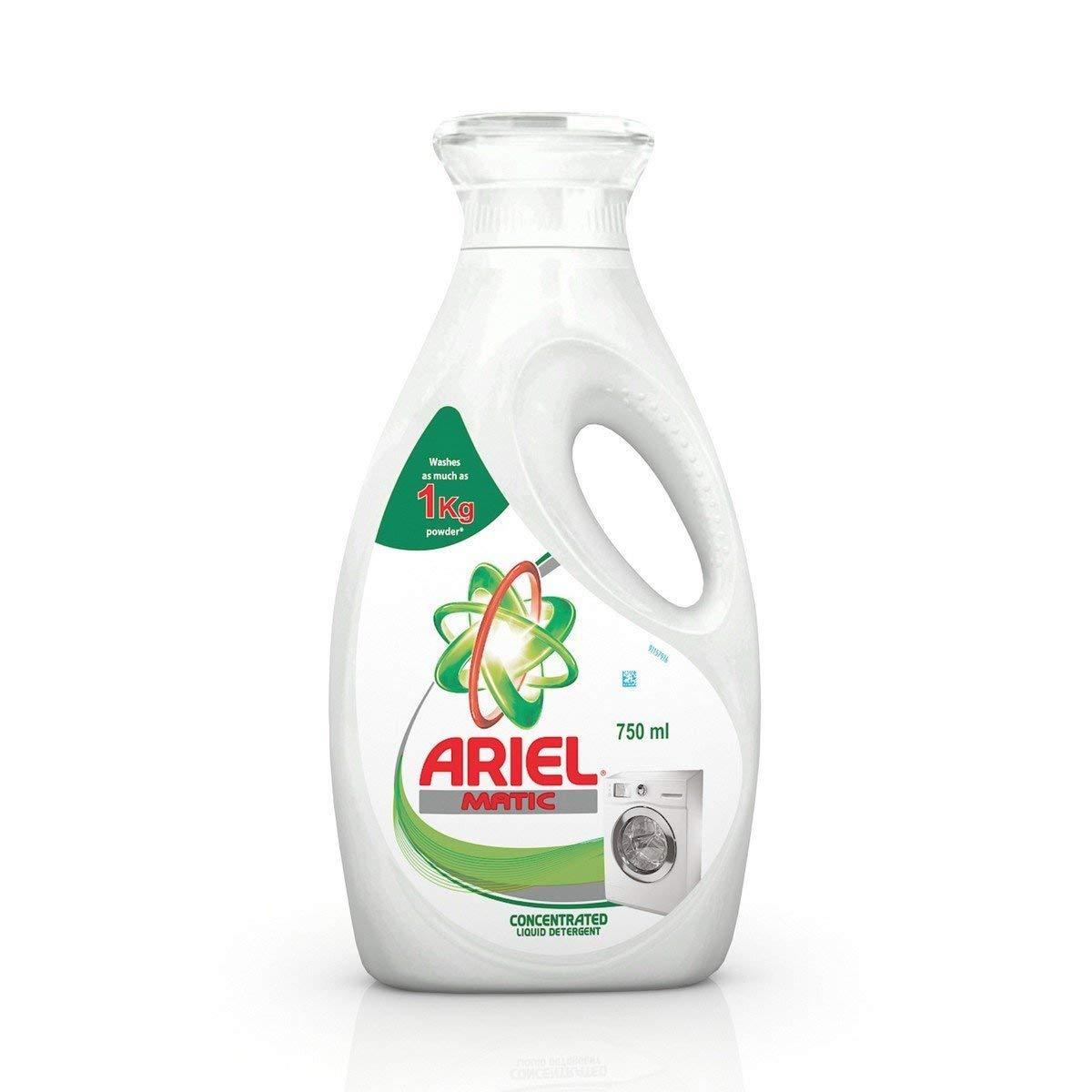 Ariel Matic Liquid Detergent - 750 ml