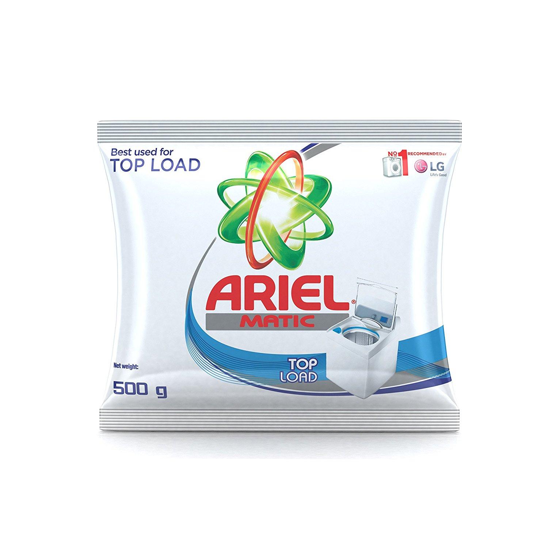 Ariel Matic Top Load 500g Detergents