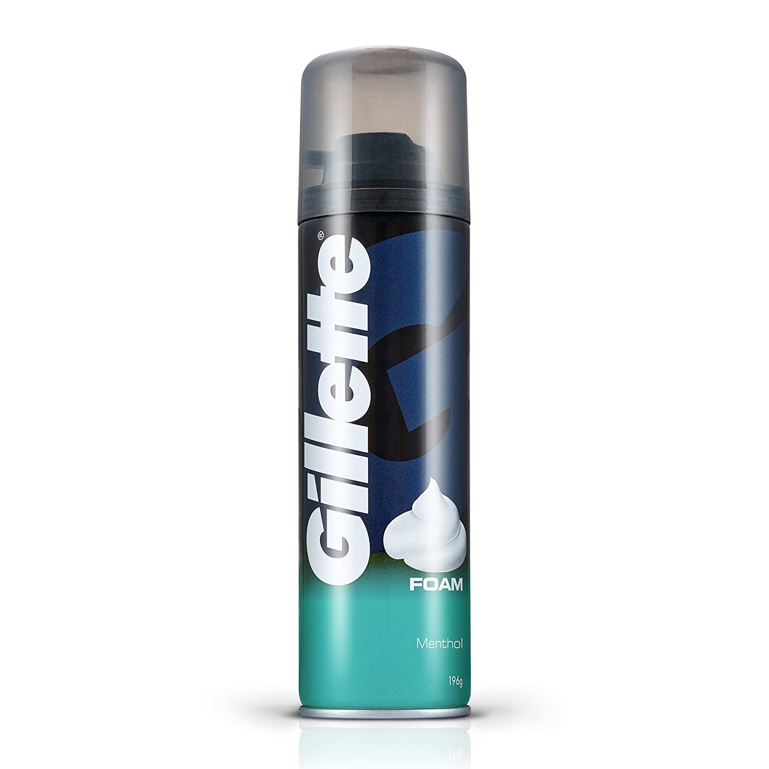 Gillette Shaving Foam Menthol 200ml