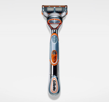 Gillette Fusion Power Shaving Razor