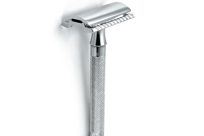 Gillette Single Blade Double Edge Razor