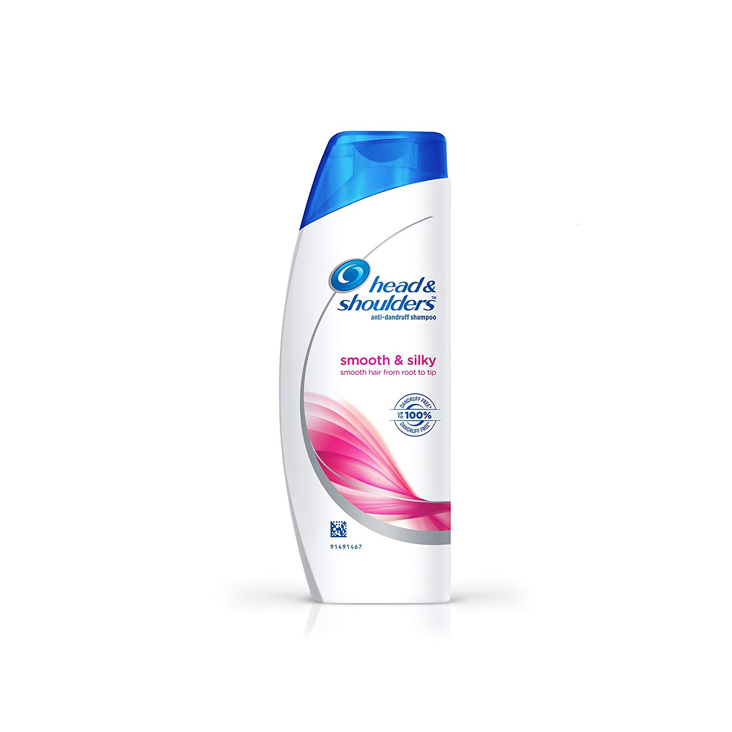 Head & Shoulders Smooth and Silky Shampoo, 90ml