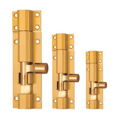 Mastiff Brass Tower Bolt Hex(MBTBH )