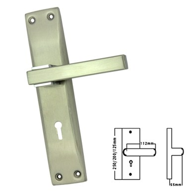 Mastiff Stainless Steel Mortise Handles(MS 23-CY/33-KY/53-BL)