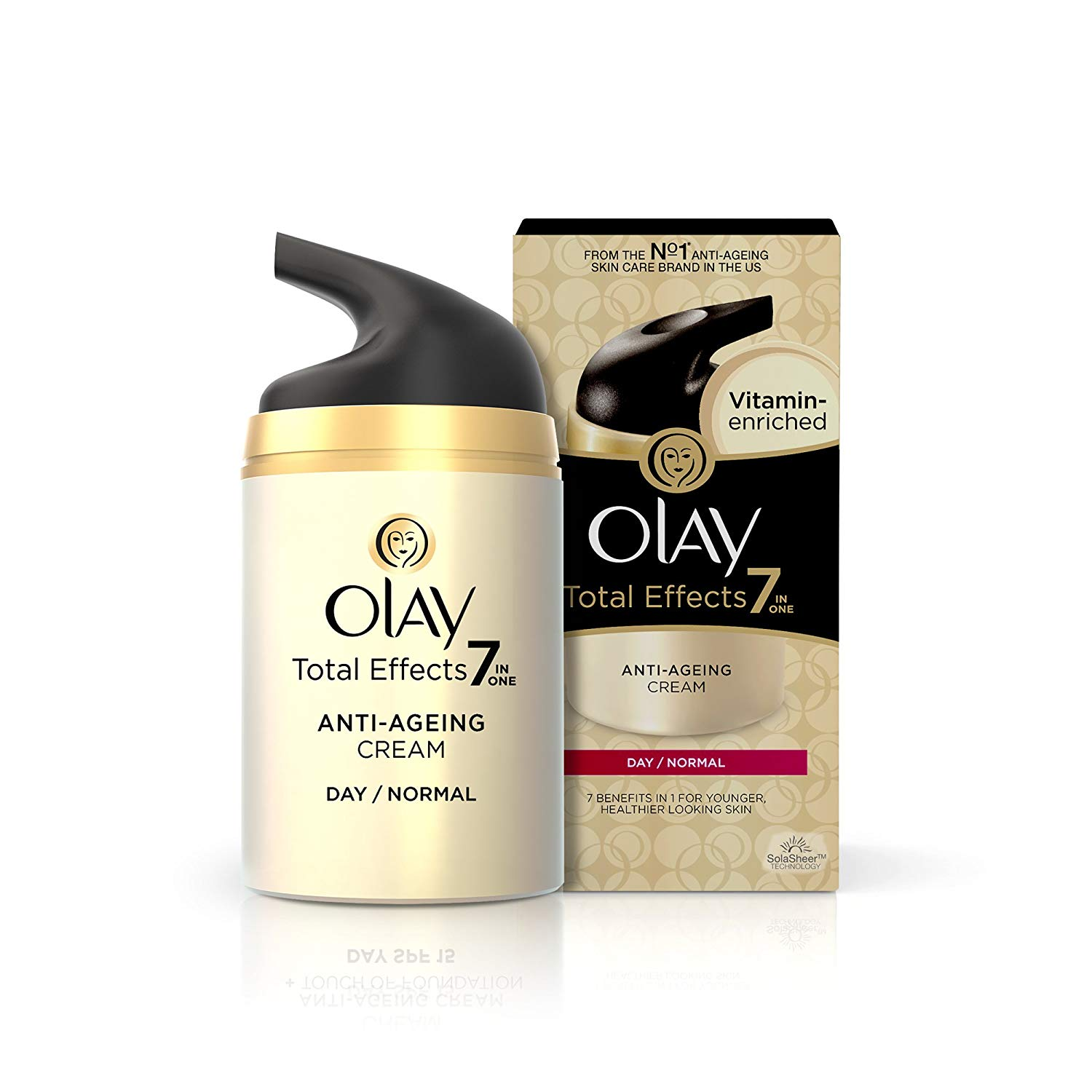 Olay Total Effects Normal NUV 50gm