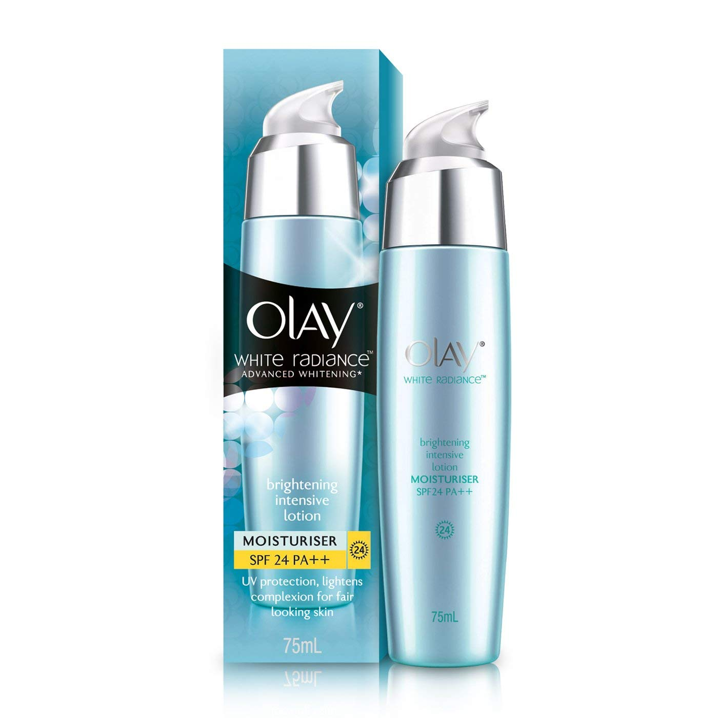 Olay White Radiance Brightening Intensive Lotion Moisturizer 75ml