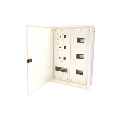 Indoasian Distribution Board Phase Selector Bare Double Door (810371)