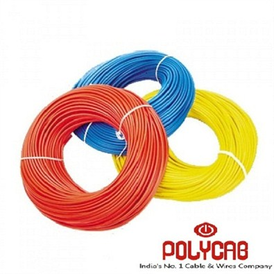 Polycab Copper Armoured 90m 1 Core(10mm)