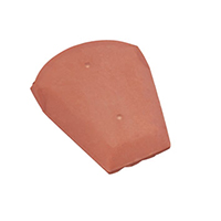 Ridge End Tile