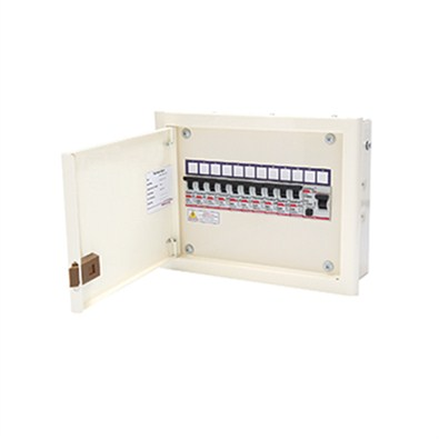 Indoasian Distribution Board SPN Double Door (810319)