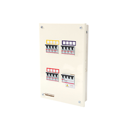 Indoasian Distribution Board TPN Single Door (810327)