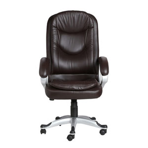 VJ Interior Helado Brown Color Executive Chair