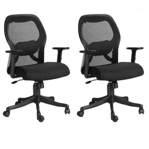 VJ Interior Cintura Executive Chair Buy Two at Price of One VJ-405C
