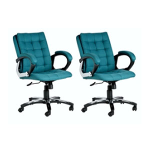VJ Interior Brillo Executive Chair Buy Two at Price of One VJ-412C
