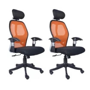 VJ Interior Pavoreal Executive Chair Buy Two at Price of One VJ-615C