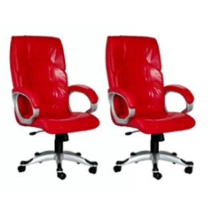 VJ Interior Mariposa Executive Chair Buy Two at Price of One VJ-427C