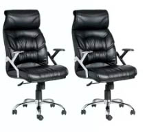VJ Interior Doblepiel Executive Chair Buy Two at Price of One VJ-419C
