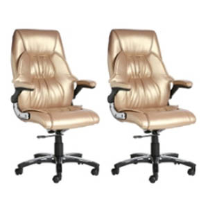 VJ Interior Dorado Executive Chair Buy Two at Price of One VJ-413C