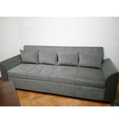 Indograce Sofa Set (Grey)