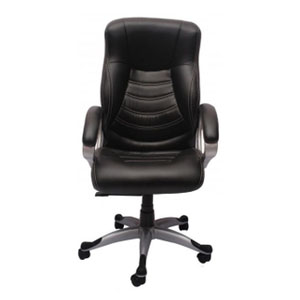 VJ Interior Executive Chair Black 21 x 23 x 48 Inch VJ-237-EXECUTIVE-HB