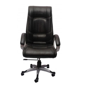 VJ Interior Executive Chair Black 21 x 23 x 48 Inch VJ-253-EXECUTIVE-HB