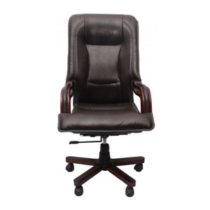 VJ Interior Executive Chair Black 21 x 23 x 48 Inch VJ-213-EXECUTIVE-HBW