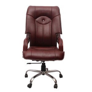 VJ Interior Executive Chair Maroon 21 x 23 x 48 Inch VJ-217-EXECUTIVE-HBW