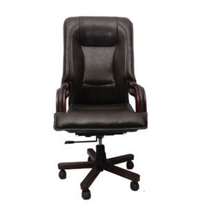 VJ Interior Executive Chair Black 21 x 23 x 48 Inch VJ-269-EXECUTIVE-HBW