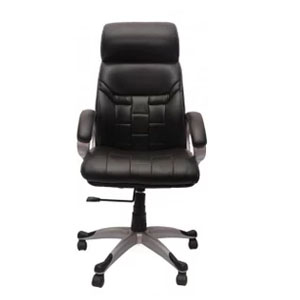 VJ Interior Executive Chair Black 21 x 23 x 48 Inch VJ-41-EXECUTIVE-HB