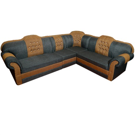 Button Corner Sofa