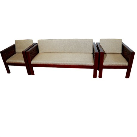 Wooden Sofa Set(IG-1)