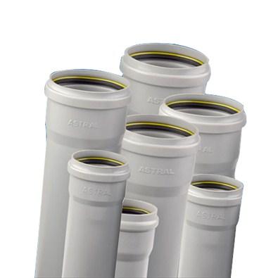 Kelachandra uPVC Pasting Type Pipes (IS 4985) Class-I  6 Kg/cm Per mtr (40 mm/1 1/4)