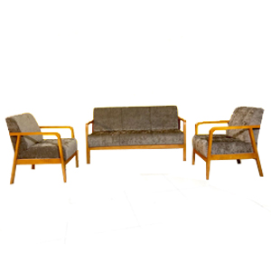 Wooden Sofa Set(IG-7)