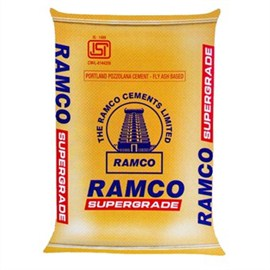 Ramco Cements PPC( Polythene bag)