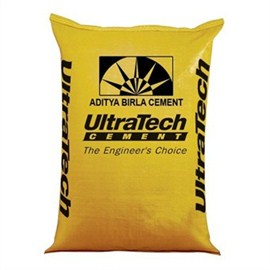 UltraTech Cements PPC (Polythene Bag)