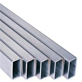 GI Rectangle Tubes Kalunga / Bhushan (per Kg)