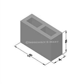 4 Inch Hollow Bricks(16x8x4)