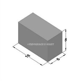 6 Inch Solid Bricks (16x8x6)
