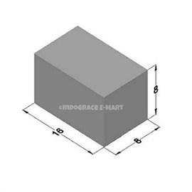 8 Inch Solid Bricks (16x8x8)