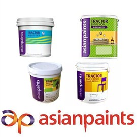 Asian Paints Interior Tractor