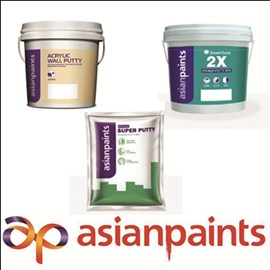 Asian Paints  Interior Wall Care Putty